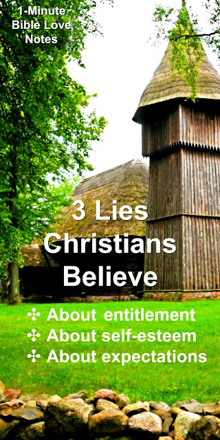 Debunking lies Christians believe