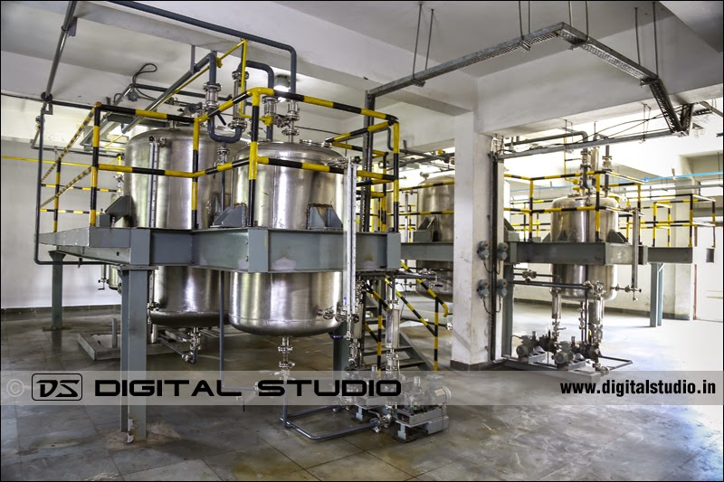 Reactors in the chemical process plant