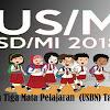 SD Hanya Tiga Mata Pelajaran Ujian Sekolah Berstandar Nasional (USBN) Tahun 2018