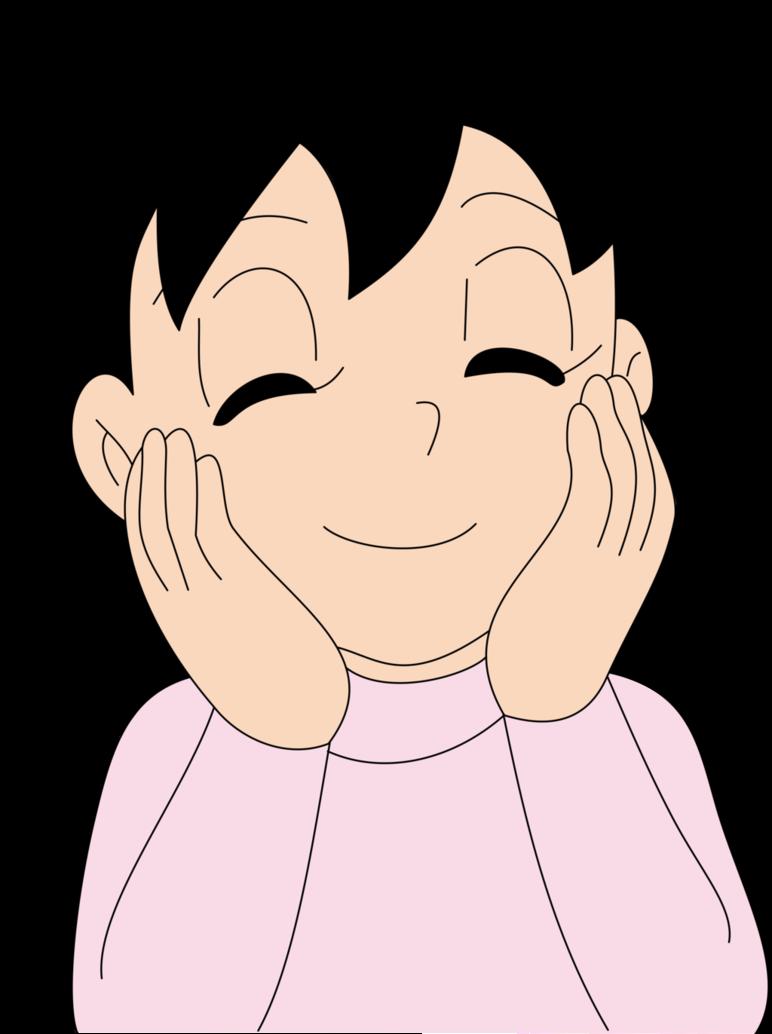Charming Shizuka