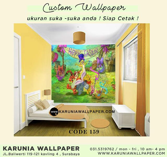 Ber Kreasi Dengan Wallpaper Dinding Custom Bisa Buat Gambar