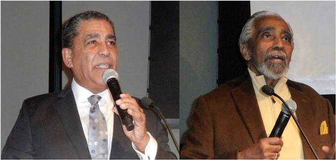 Ex congresista Rangel archirival en tres campañas apoyará reelección de Espaillat en acto público en Harlem