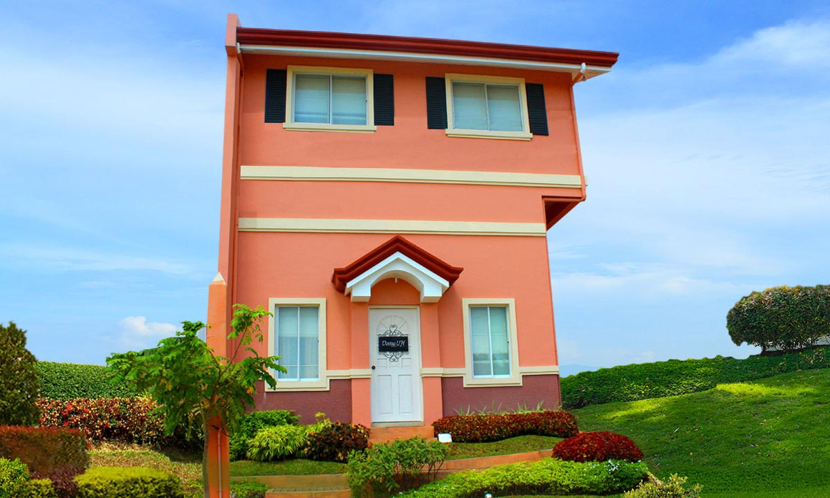 Dorina Uphill - Camella Alta Silang| Camella Affordable House for Sale in Silang Cavite