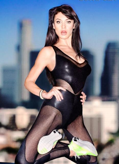 Hollywood Actress Olga Kurylenko Hot Pics