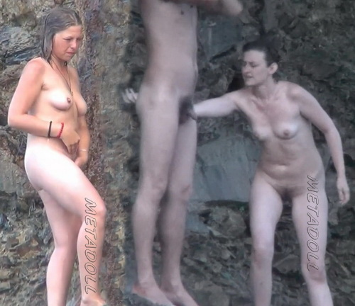 BeachHunters 17928-18008 (Nude Beach Voyeur)