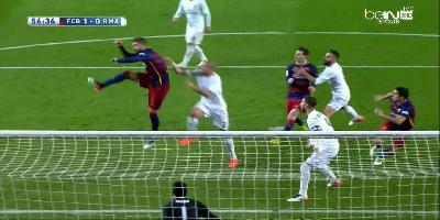 LFP-Week-31 : Barcelona 1 vs 2 Real Madrid 02-04-2016