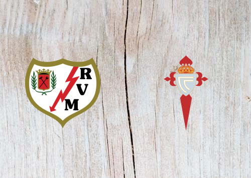 Rayo Vallecano vs Celta Vigo - Highlights 11 January 2019
