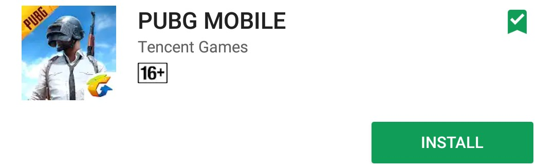 Download PUBG MOBILE From Google Play Store