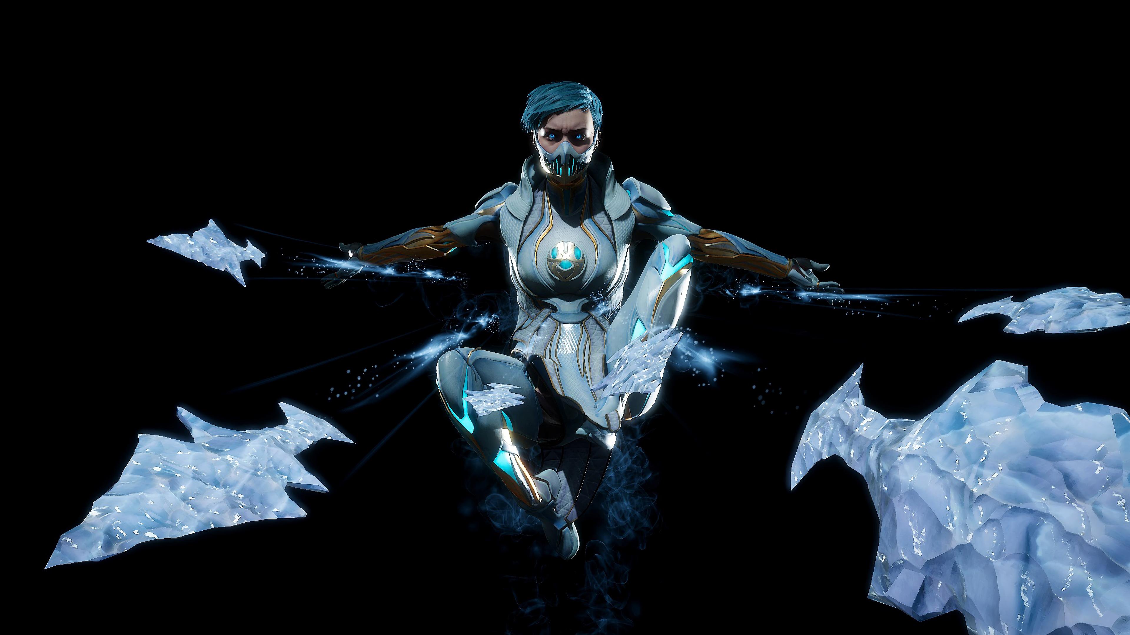 Frost, Mortal Kombat 11, 4K, #218 Wallpaper