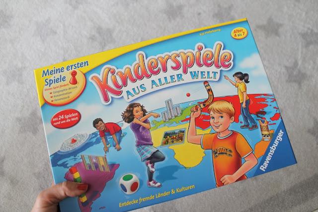 Ferientipp mit Verlosung Gewinnspiel Kinderspiele aus aller Welt Jules kleines Freudenhaus