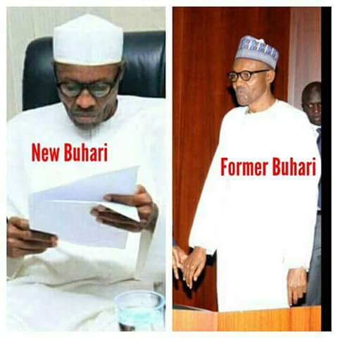 Nnamdi Kanu has show us the fake Buhari is Jubril! See the similar situation in Russia