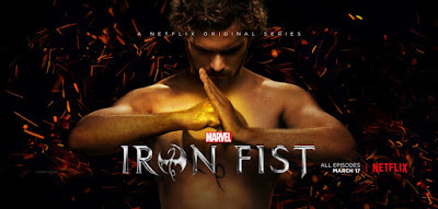 Iron Fist Banner Poster 1
