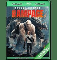 RAMPAGE: DEVASTACIÓN (2018) WEB-DL 1080P HD MKV ESPAÑOL LATINO