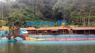 9 Fasilitas Wisata Air Kampoeng Air Majalengka Jawa Barat