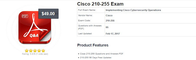 210-255 Exams Study Guides