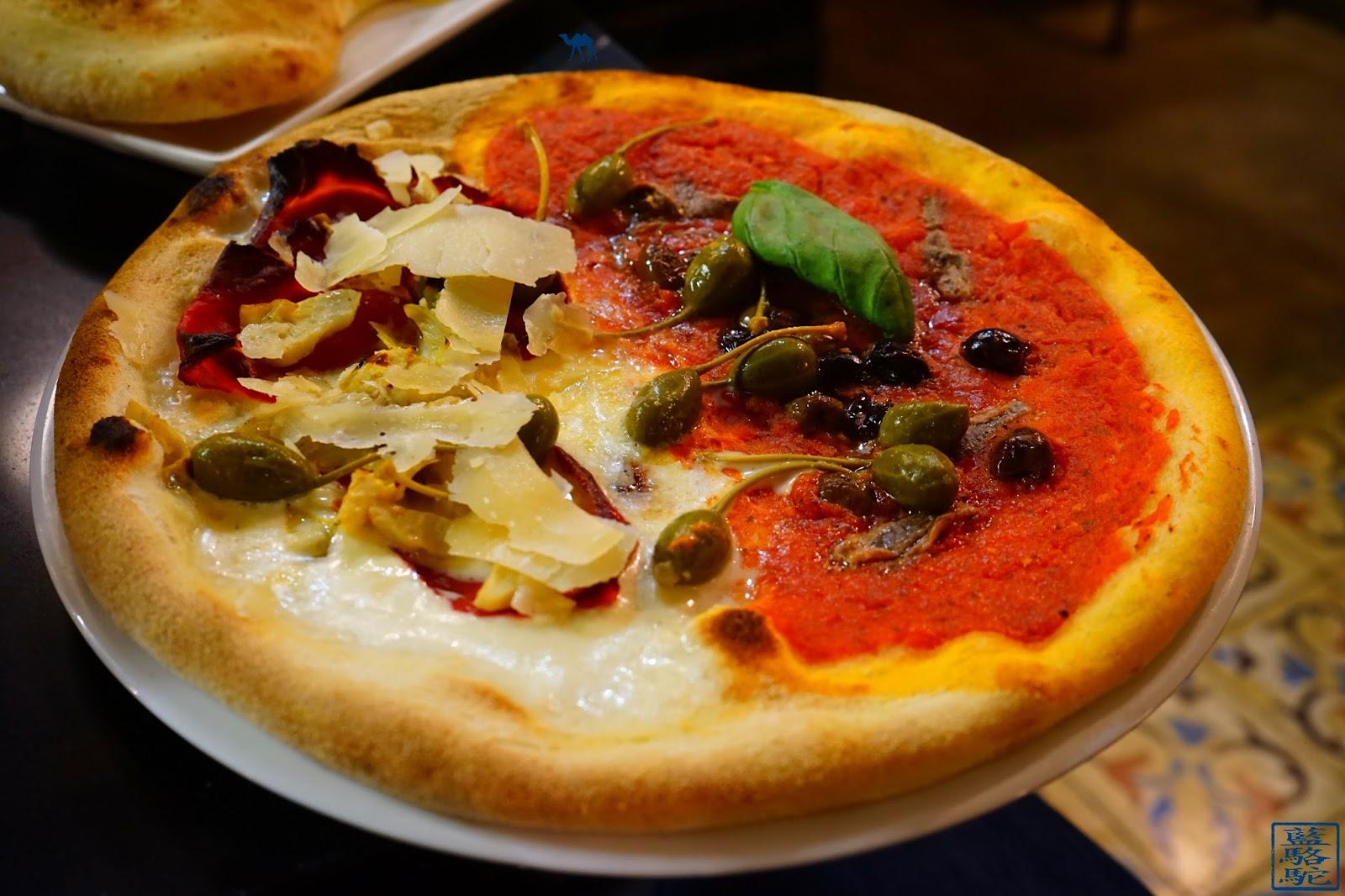 Le Chameau Bleu - Pizza de Grazie Italia