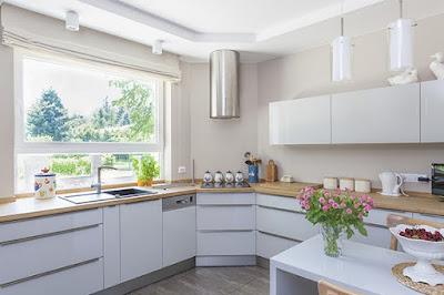 6 giải pháp cho các nhà hàng có không gian bếp chật