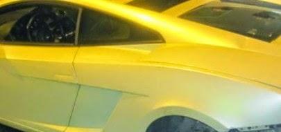 Ατύχημα αξίας 200.000 ευρώ! Έγινε η Lamborghini σμπαράλια! Αν δεν αντέχετε μην το δείτε! [photo]
