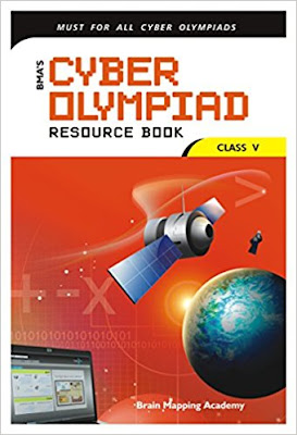Download Free Cyber Olympiad Books for Class 5 PDF