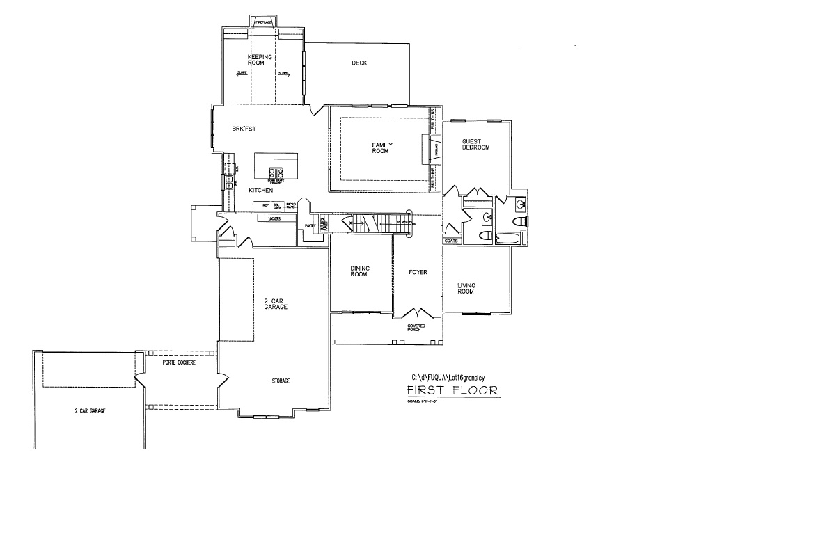 Fuqua Homes Floor Plans Gransley February 2012
