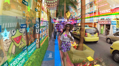 A Vision of Augmented Reality