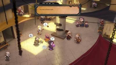 تحميل لعبة الأميرة والأقزام في مملكة الوحوش Overfall