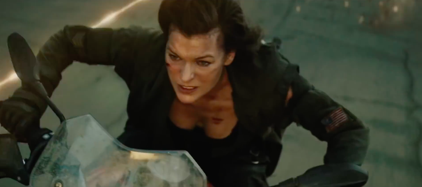 Resident Evil The Final Chapter 23: Milla Jovovich Source