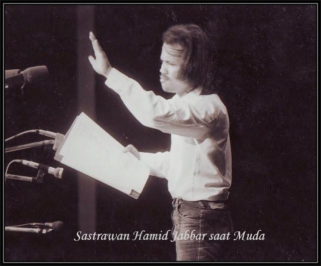 Kumpulan Contoh Puisi Hamid Jabbar | Belajar Puisi Dan Pantun