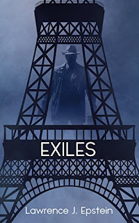 Exiles - a thrilling mystery by Lawrence J. Epstein