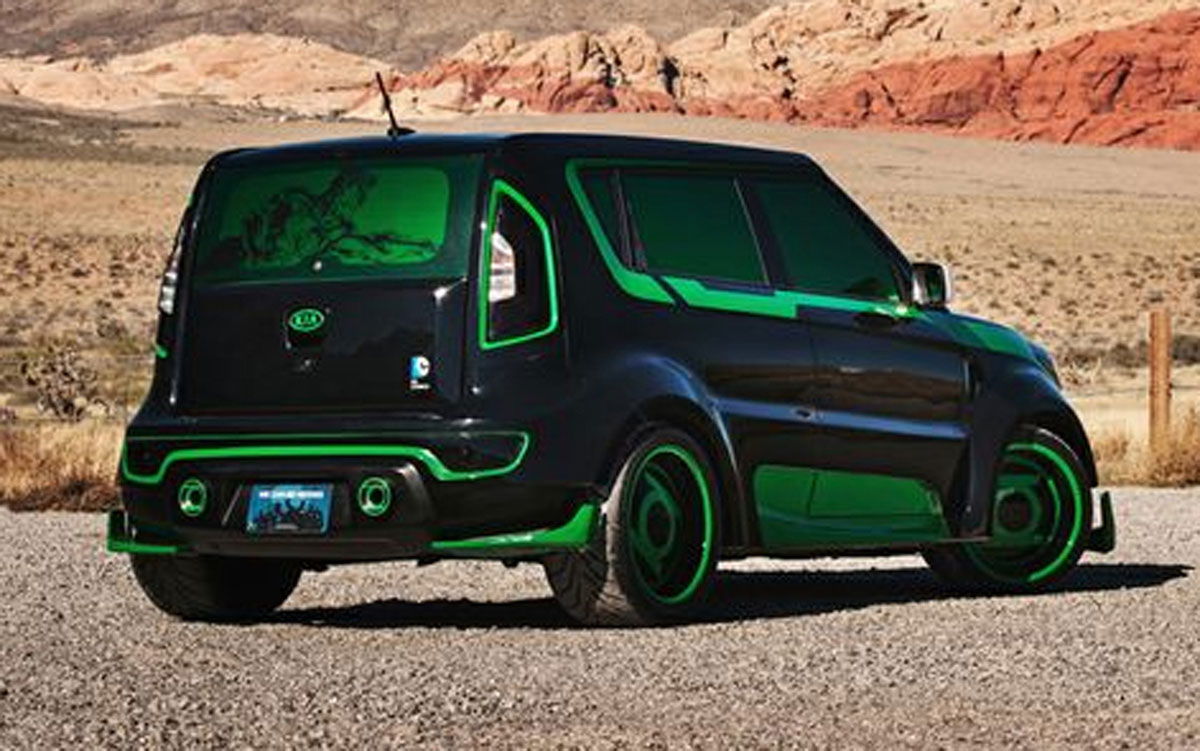 Green Kia Soul >> Cars Model 2013 2014: Concept Green Lantern Kia Soul