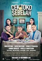 Sinopsis Film Cek Toko Sebelah 2016