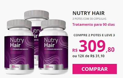 nutry hair funciona comprar kit2