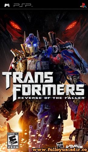 Transformers: Revenge of the Fallen PSP