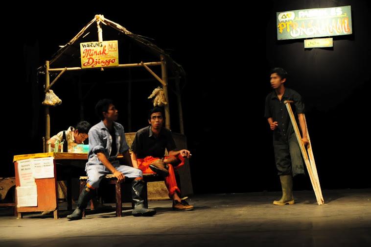 komunitas seni adab: kesenian makassar