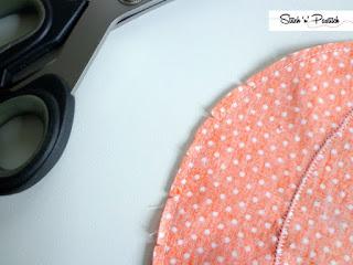 cucire un cuscino mongolfiera fai da te di stoffa