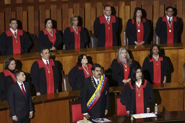 TSJ golpe de estado venezuela