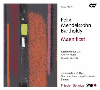 Mendelssohn, Felix: Church Music, Vol. 8