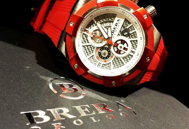ウォッチ 腕時計 ブレラ ブレラオロロジ BRERA OROLOGI SUPERSPORTIVO スーパースポルティーボ 新作 BRSSC4921G