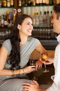 Non verbaal flirten