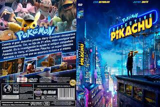 POKEMON: DETECTIVE PIKACHU – POKEMON DETECTIVE PIKACHU – 2019 [COVER DVD+ BLU-RAY]