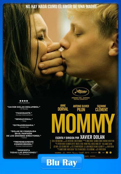 Mommy 2014 720p BluRay x264 | 480p 300MB | 100MB HEVC