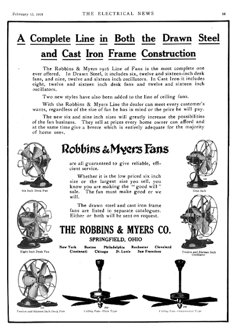 R&MIron16 early electric fans robbins and myers fan motor wiring diagram at mifinder.co