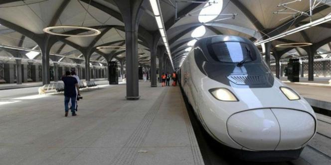 Saudi Tambah Jadwal Kereta Cepat Haramain Selama Ramadhan