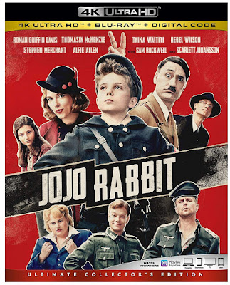 Jojo Rabbit 2019 4k Ultra Hd