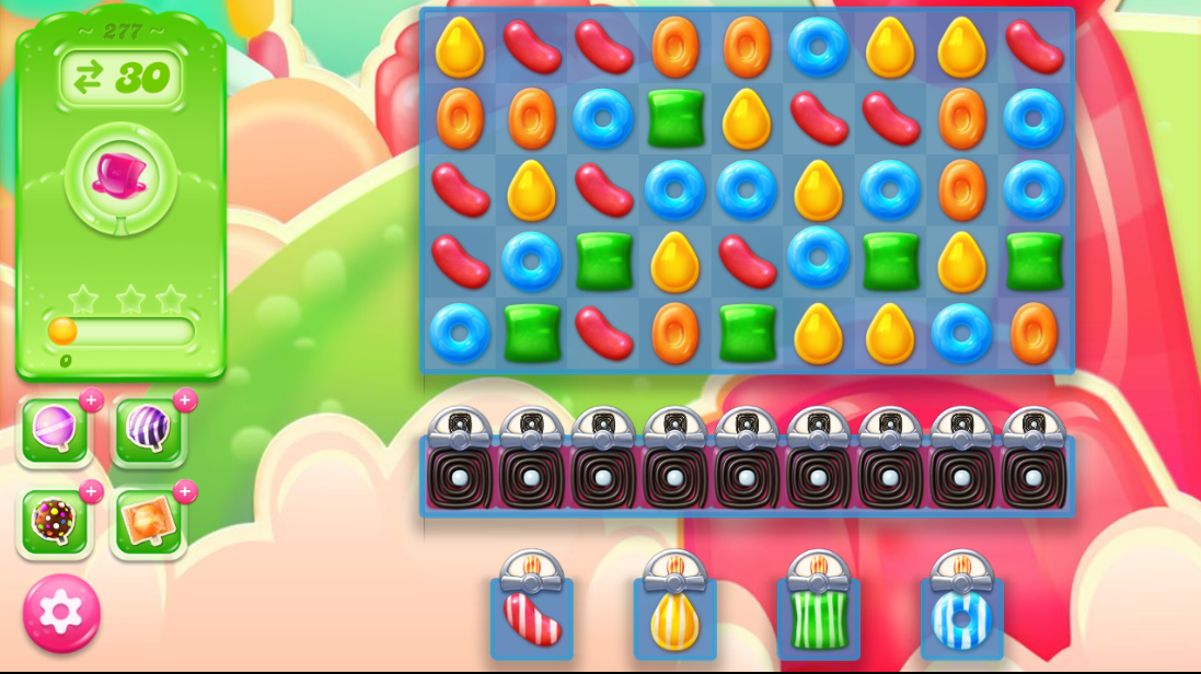 Candy Crush Jelly Saga 277