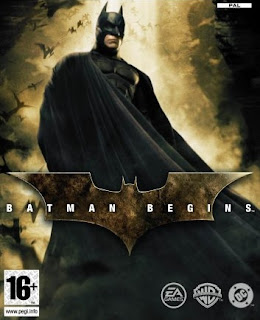 Batman Begins (jogo) - Games do ano!: Batman Begins (jogo)