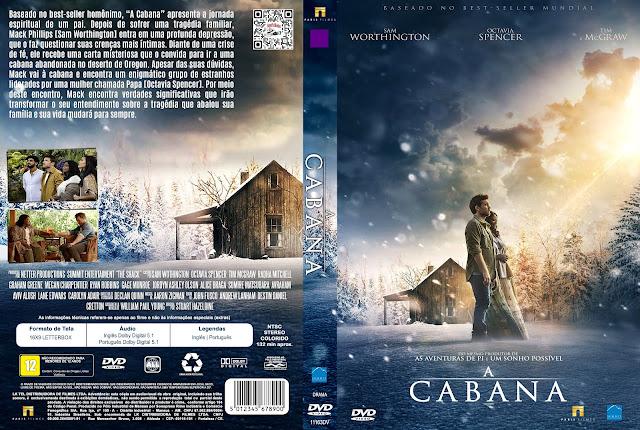 Capa DVD A Cabana [Exclusiva]