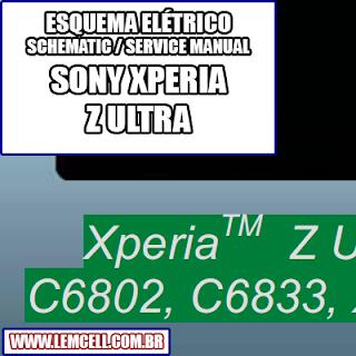 Esquema Elétrico Smartphone Sony Xperia Z Ultra C6802 C6806 C6833 C6843 XL39H Manual de Serviço   Service Manual schematic Diagram Cell Phone Smartphone Celular Sony Xperia Z Ultra C6802 C6806 C6833 C6843 XL39H      Esquematico Smartphone Celular Sony Xperia Z Ultra C6802 C6806 C6833 C6843 XL39H
