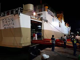 Lagi, Pelni Angkut Bantuan Kemanusiaan Gratis Ke Lombok