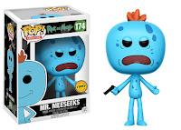 Funko Pop! Sr. Meeseeks CHASE